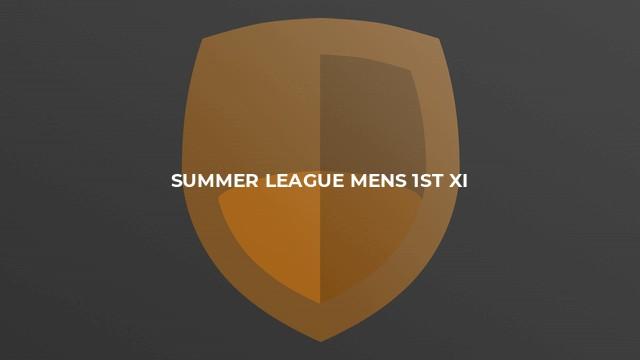Summer League Mens 1st XI