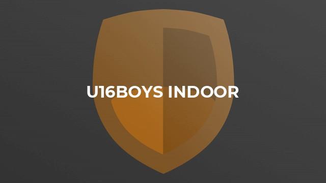 U16Boys Indoor