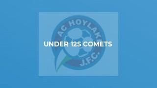 Under 12s Comets