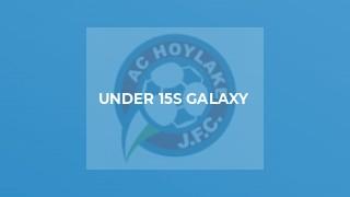 Under 15s Galaxy