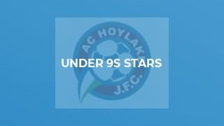 Under 9s Stars