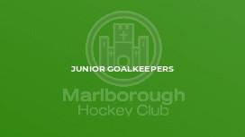 Junior Goalkeepers