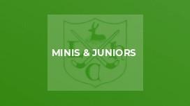Minis & Juniors