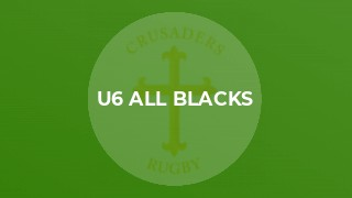 u6 All Blacks