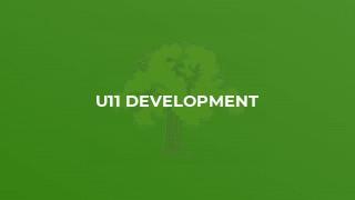 U11 Development