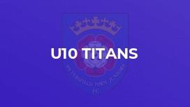 U10 Titans
