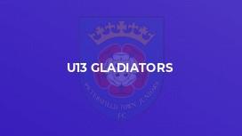 U13 Gladiators