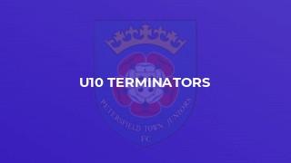 U10 Terminators