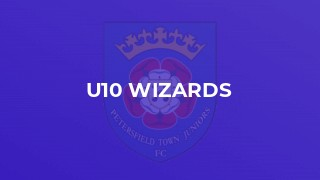 U10 Wizards