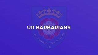 U11 Barbarians