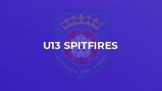 U13 Spitfires