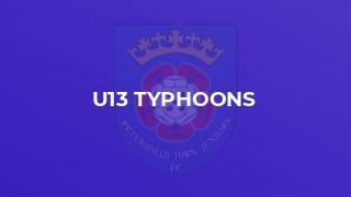 U13 Typhoons