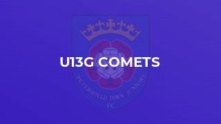U13G Comets