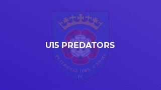 U15 Predators