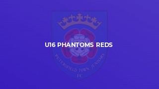 U16 Phantoms Reds