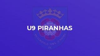 U9 Piranhas