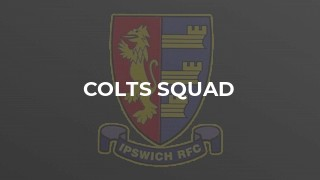 Eastern Counties Colts Cup Quarter Final