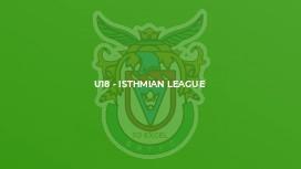 U18 - Isthmian League