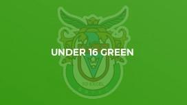 Under 16 Green