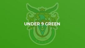 Under 9 Green
