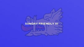 Sunday Friendly XI