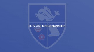 Duty Age Group Manager