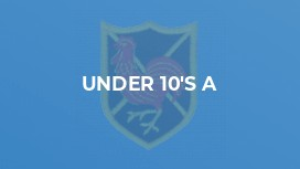 Under 10's A