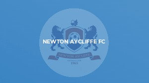 Newton Aycliffe FC v Morpeth Town