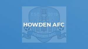 Howden AFC v Hunters FC