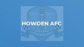 Howden AFC v Malt Shovel