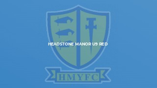 Headstone Manor U9 Red