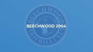 Beechwood 2004 v Eyemouth United