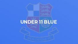 Under 11 Blue
