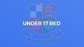 Under 17 Red