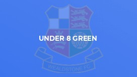 Under 8 Green