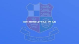 Soccer School (5yr old - 6yr old)