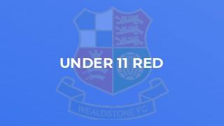 Under 11 Red