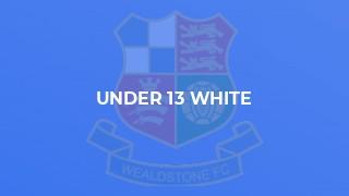 Under 13 White