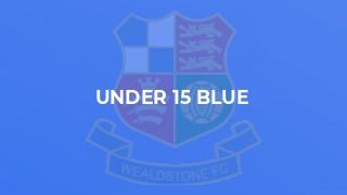 Under 15 Blue