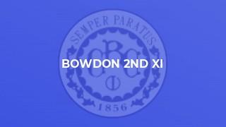 Bowdon 2nd XI