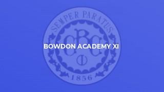 Bowdon Academy XI