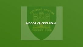 Indoor Cricket Team