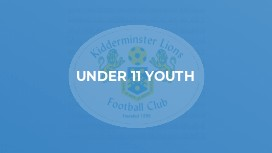 Under 11 Youth