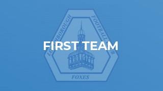 First Team v Cardiff City