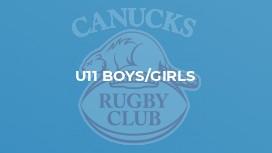 U11 Boys/Girls