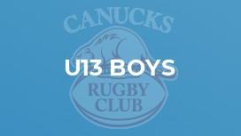 U13 Boys