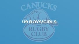 U9 Boys/Girls