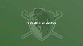 Hogs Summer League