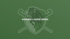 Summer Ladies Green