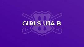 Girls U14 B